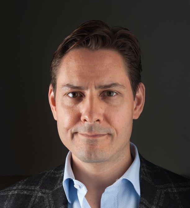 Kanadalainen ex-diplomaatti Michael Kovrig pidätettiin Kiinassa maanantaina. Arkistokuva Kovrigista vuodelta 2017.