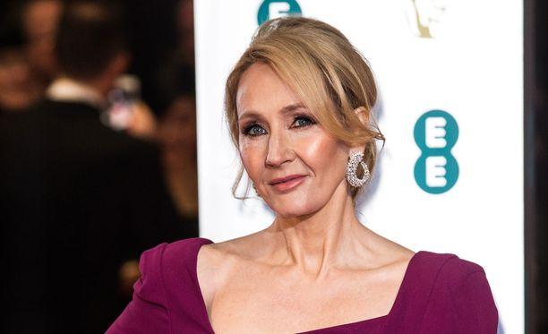J.K. Rowling on tätä nykyä upporikas.