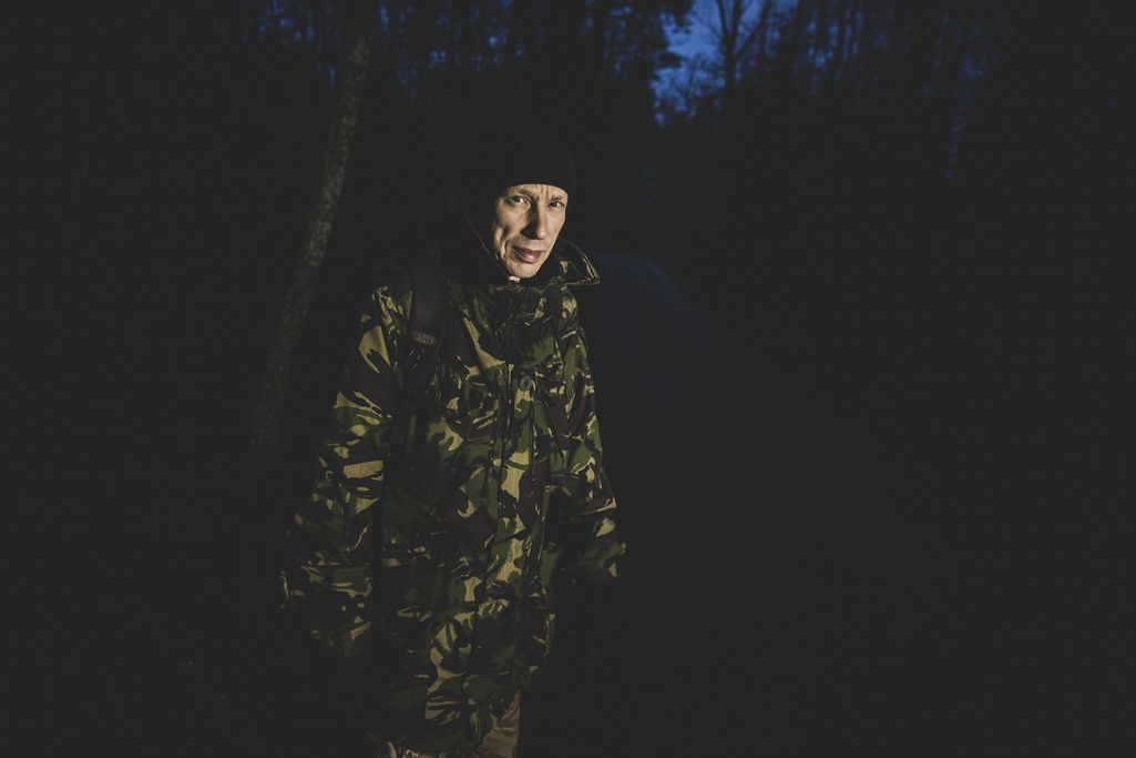Mika Suojanen nukkuu toista talvea Turun metsissä, koska hänellä ei ole asuntoa.