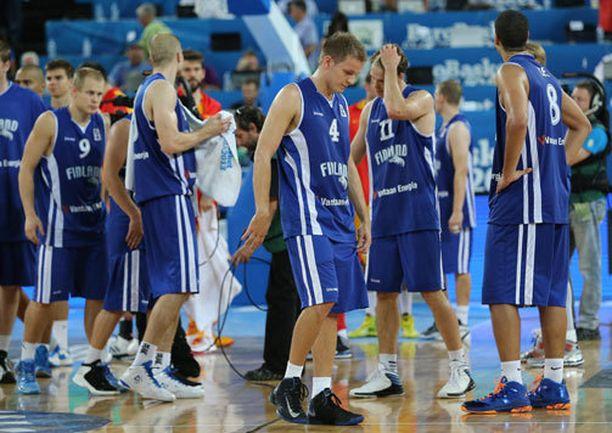 Suomi sijoittui EM-kisoissa yhdeksänneksi. Koripalloliitto ei ole vielä ilmoittanut, hakeeko se villiä korttia MM-kisoihin.
