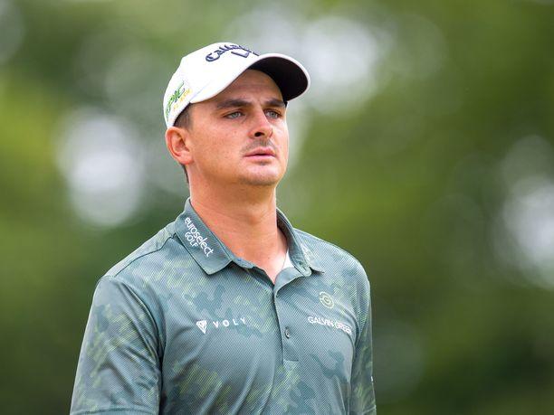Christiaan Bezuidenhout pelaa viikonloppuna uransa ensimmäisessä The Open -turnauksessa.