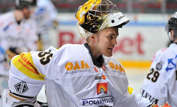 30-vuotias Iiro Tarkki lopetti uransa keskellä SM-liigakautta.