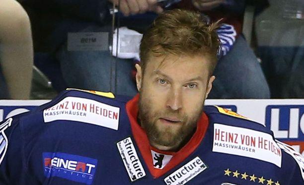 Petri Vehanen lopettaa uransa 40-vuotiaansa.