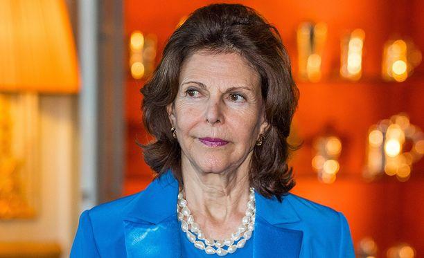 Kuningatar Silvia täytti aatonaattona 74 vuotta.