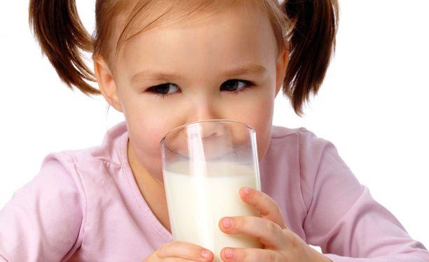 Maito kehittää luustoa 30-vuotiaaksi asti.