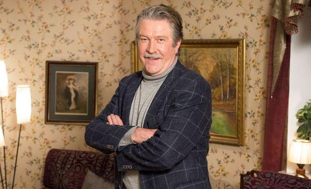Gunnar Mustavaaraa on tähän mennessä näytellyt Antti Seppä.