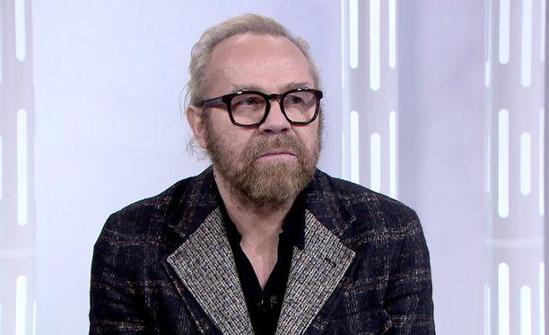 Jussi Parviainen sai tuomion ex-naisystävänsä pahoinpitelystä.