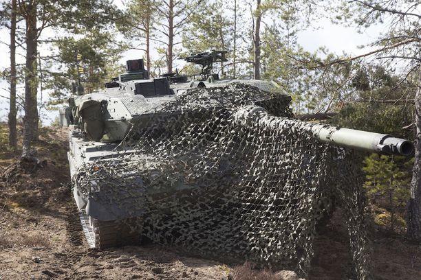 Arrow17-harjoitus on panssariprikaatin varusmiesten koulutuksen kohokohta.