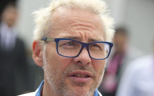 """Ex-maailmanmestari haukkuu sairastuneen F1-kuskin maanrakoon: """"Vatsa kipeänä voi ajaa"""""""