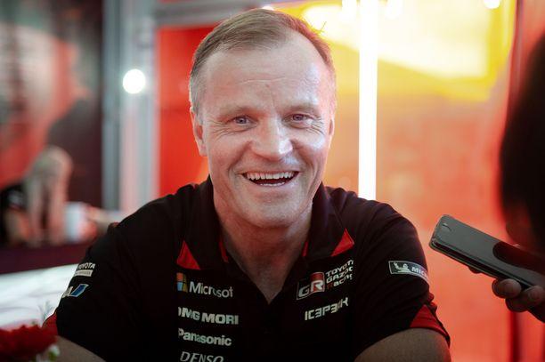 Tommi Mäkinen arvioi, että Marcus Grönholmin WRC-paluu voi tuntua pitkän tauon jälkeen vaikealta.