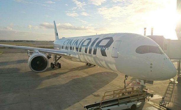 Finnairin lentäjät ovat saamassa isot bonukset.