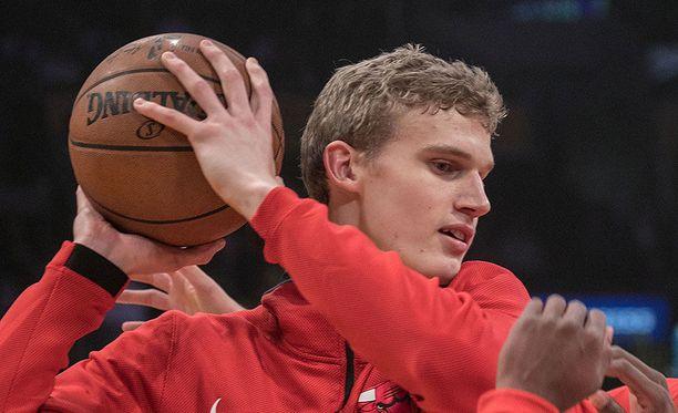 Lauri Markkanen pelaa mahtavaa NBA-debyyttikautta.