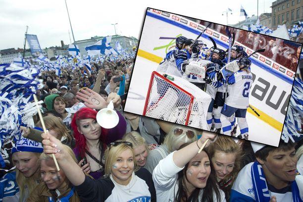 Suomi pelaa sunnuntaina MM-kullasta ennakkosuosikki Yhdysvaltoja vastaan.