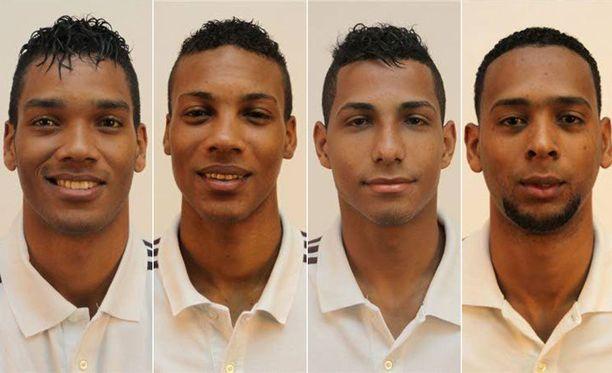 Dariel Albo Mirandan, Osmany Santiago Uriarte Mestren, Abraham Alfonso Gavilanin ja Rolando Cepeda Abreun vangitsemista käsitellään tiistaina uudelleen Pirkanmaan käräjäoikeudessa.