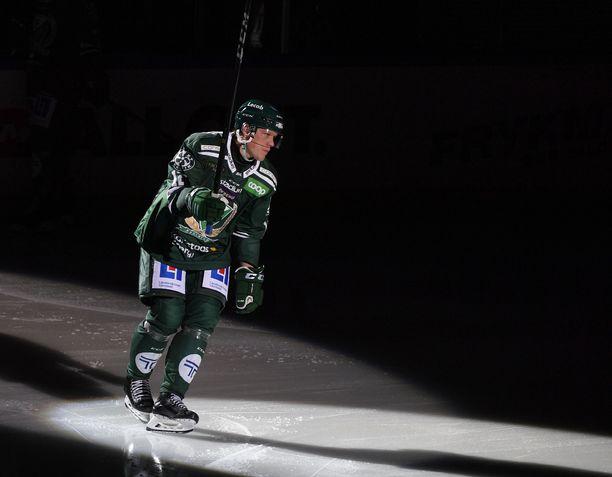 31-vuotias Niclas Lundgren on ensi kaudella iso palanen Jukurien pakistoa.
