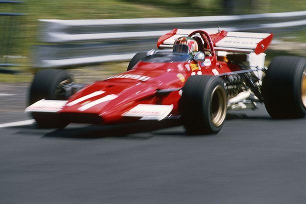 Giunti ajoi F1-debyytissään hienosti neljänneksi.