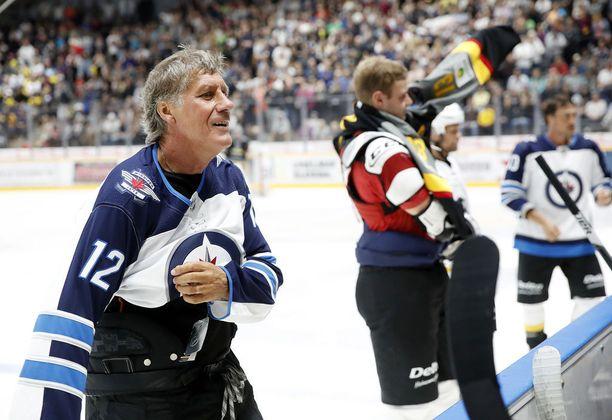 Veli-Pekka Ketola, 70, on yhä rautaisessa kunnossa.