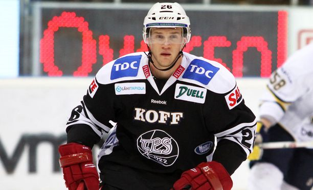 Lauri Korpikoski pelasi TPS-nutussa viimeksi NHL:n työsulkukaudella 2012-13.