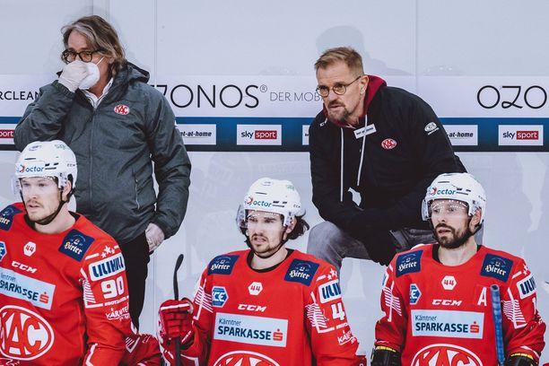 Petri Matikainen on siivittänyt Kaderin jo kahteen mestaruuteen.