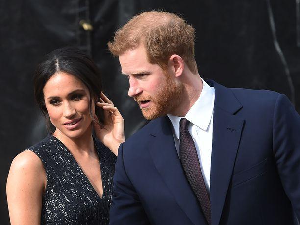 Prinssi Harryn kerrotaan muuttuneen kärttyisäksi ja etäiseksi.