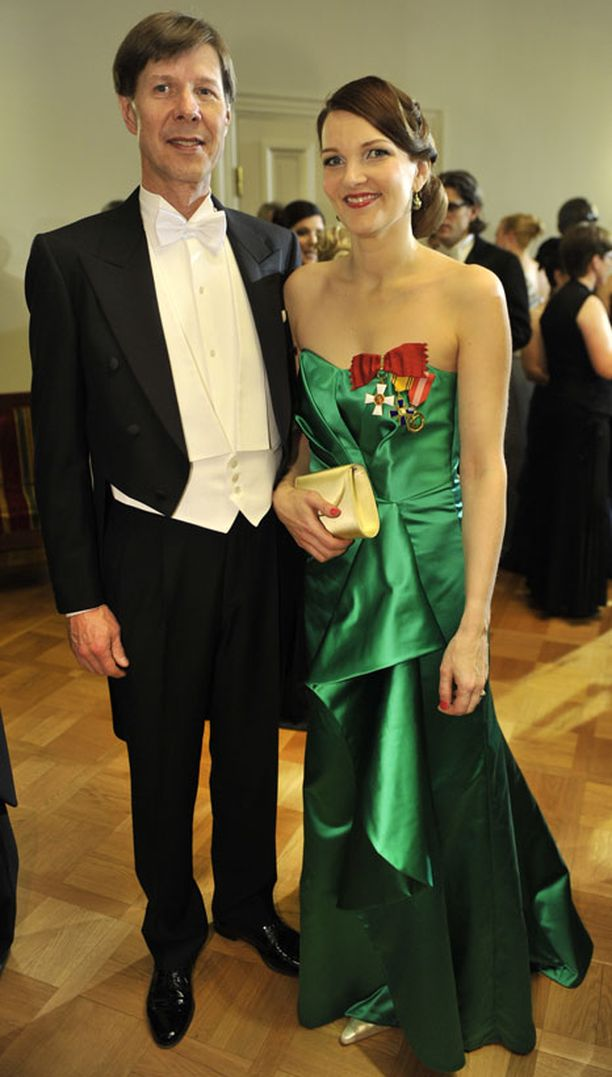 Juha Louhivuori ja Mari Kiviniemi