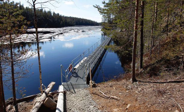 Hossasta tulee Suomi100 -juhlavuoden kansallispuisto ja sen avajaisia vietetään 17. kesäkuuta.