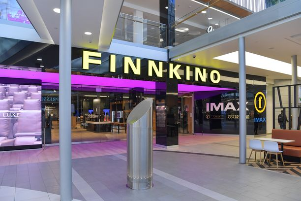 Finnkino Twitter