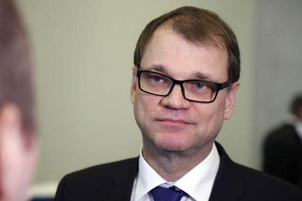 Juha Sipilä (kesk) ei ole lähdössä ehdolle tuleviin eduskuntavaaleihin.