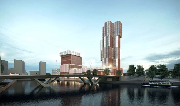 Royal Centerin rakentaminen alkaa lähiaikoina, informoi Jari Hedman, tapahtumakeskuksen hallituksen puheenjohtaja.