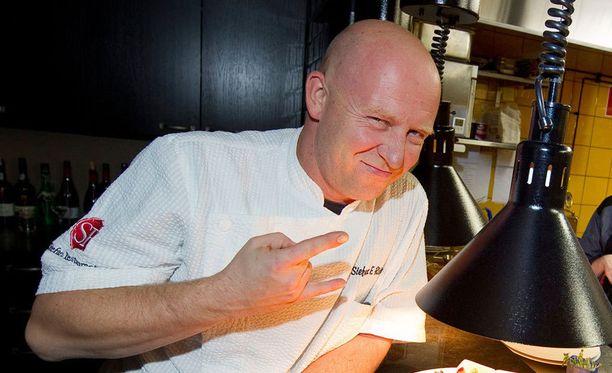 Kuva vuodelta 2011, Stefan's Steakhouse-ravintolasta.