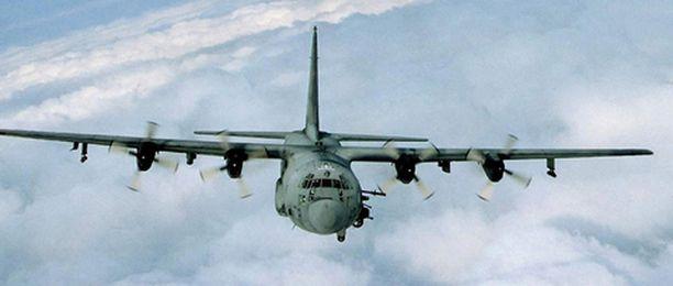 USA:n AC-130-taistelukoneen tähtäimessä oli muun muassa al-Qaidan korkea-arvoinen johtaja.