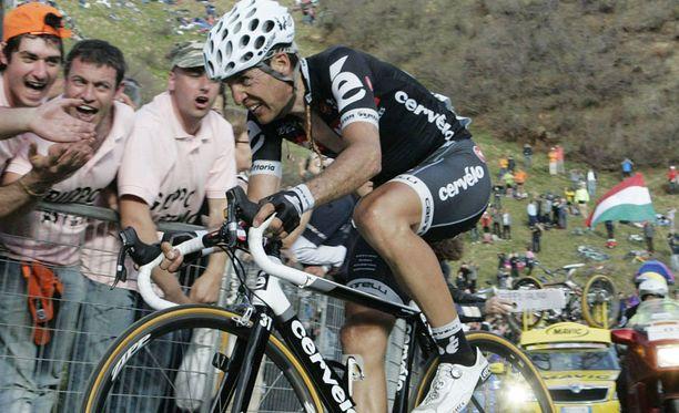 Giron kaatuminen palautti vanhat selkävaivat Sastren harmiksi.