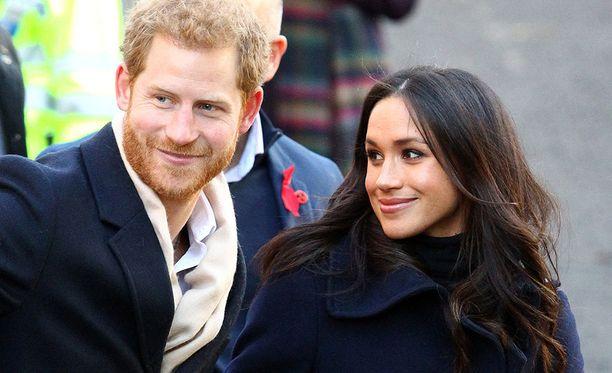 Prinssi Harry avioituu Meghan Marklen kanssa hetken kuluttua. Morsian on saapunut hääpaikalle.