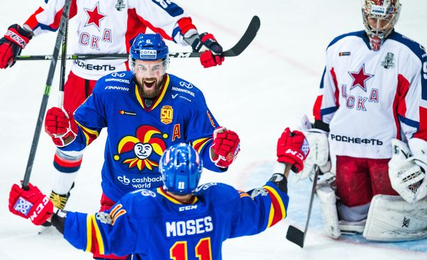 Nähdäänkö Jesse Joensuu ja Steve Moses ensi kaudella Wienin KHL-jäällä?