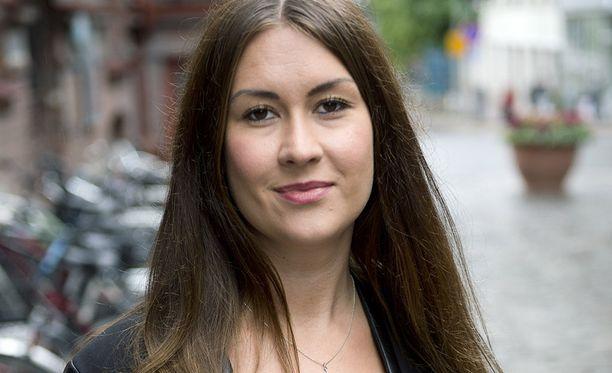 Tiina Elovaara kannattaa yritystukien karsimista.
