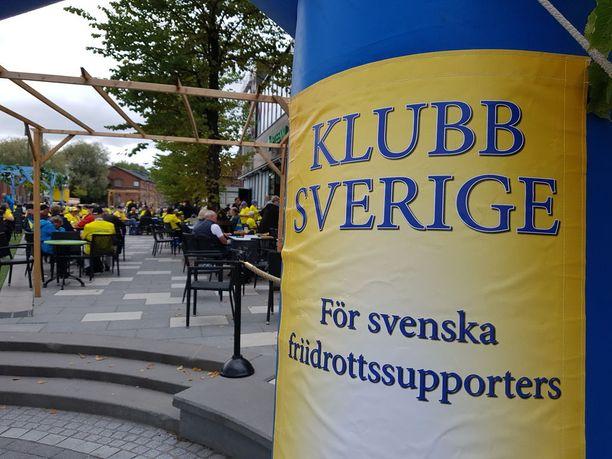 Tänne ei suomalaisia tarvita.