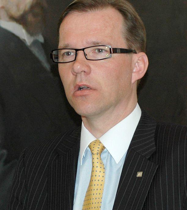 Timo V. Korhonen.