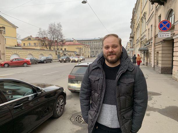 Pietarissa asuva Marko Torenius on KHL:n arvostetuimpia suomalaisvalmentajia.