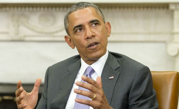 Presidentti Barack Obama haluaa äitislomat palkallisiksi USA:ssa.