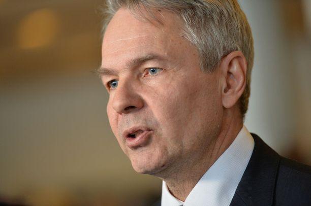 Pekka Haavisto muistutti itsenäisyyspuheessaan tasa-arvon merkityksestä.
