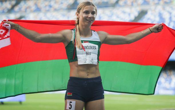 Krystsina Tsimanouskajan urheilu-ura Valko-Venäjällä on ohi ainakin niin kauan, kun diktaattori Aljaksandr Lukashenka on vallassa.