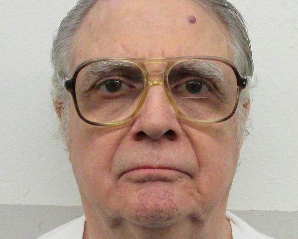 Tommy Arthur istui kuolemansellissä 34 vuotta ja onnistui välttämään teloituksen seitsemän kertaa.