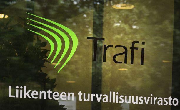 Liikenteen turvallisuusvirasto Trafi on kohun silmässä.