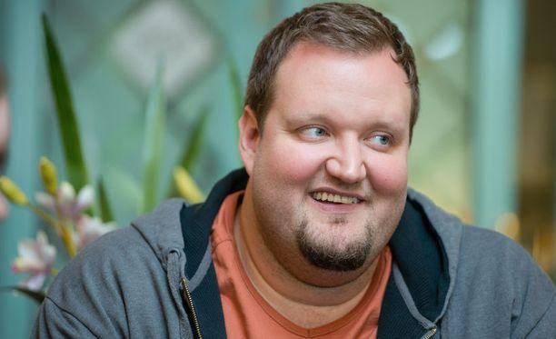 Suosikkikoomikko Sami Hedberg on kova koripallomies.