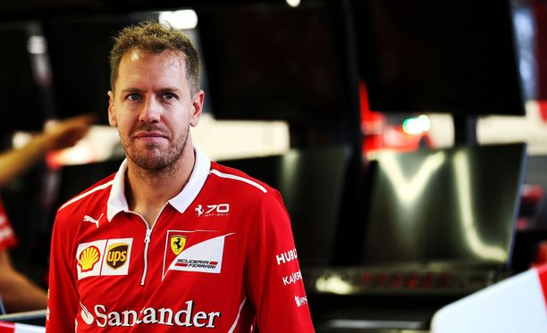 Sebastian Vettel ei myönnä olevansa liian aggressiivinen.