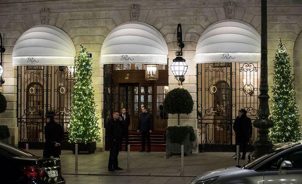Samasta Ritz-hotellista vietiin miljoonien arvosta jalokiviä viimeksi tammikuussa.