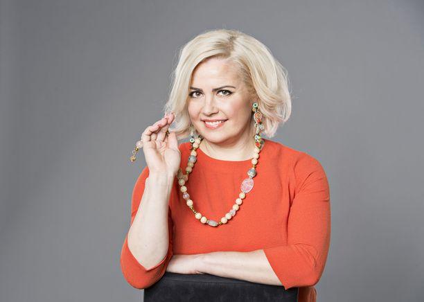 Kaisa Liski pyrkii eduskuntaan keskustapuolueen ehdokkaana.