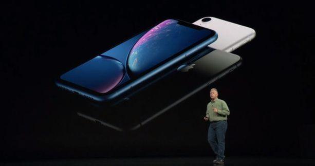 Appe julkisti viime viikon tapahtumassa muun muassa uuden Iphone Xr -puhelimen.