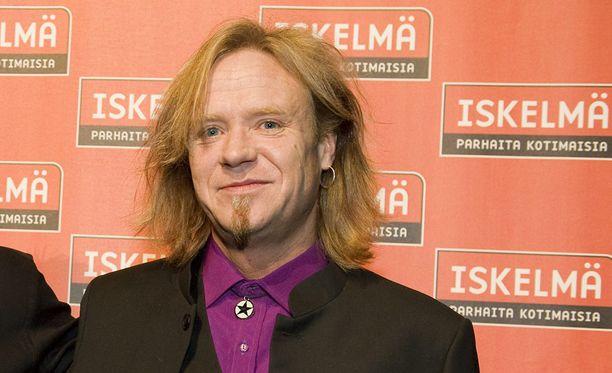 Jussi Hakulinen joutui lääkäriin.