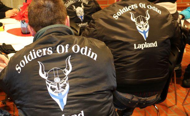 Ylen tietojen mukaan Soldiers of Odinin päälliköissä on useita huumeidenkäyttäjiä.